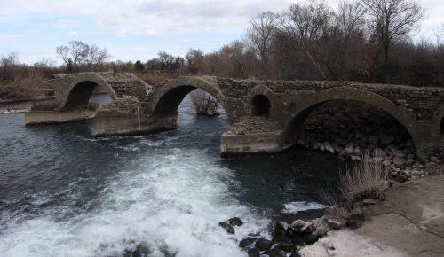 Saint-Thibéry – le Pont