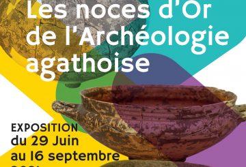 GRAA – les noces d'or de l'archéologie agathoise
